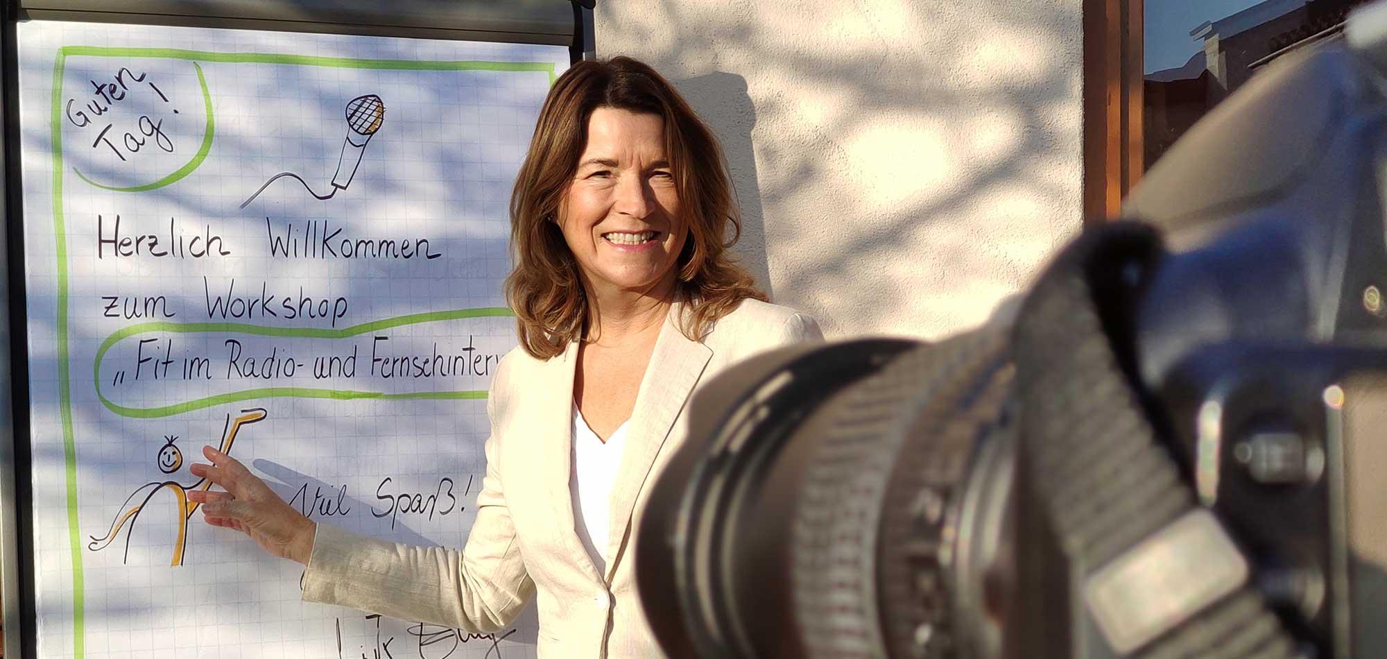 Medientraining Anke Engelhard